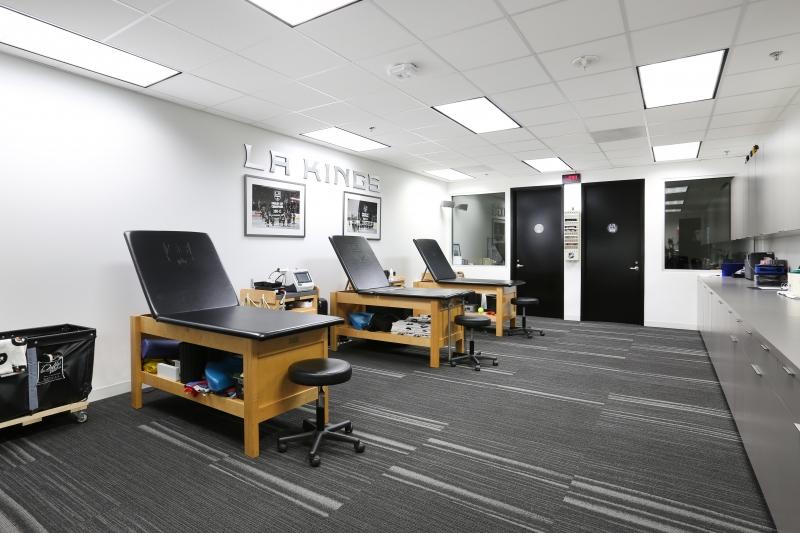 La Kings Office And Training Facility El Segundo Ca