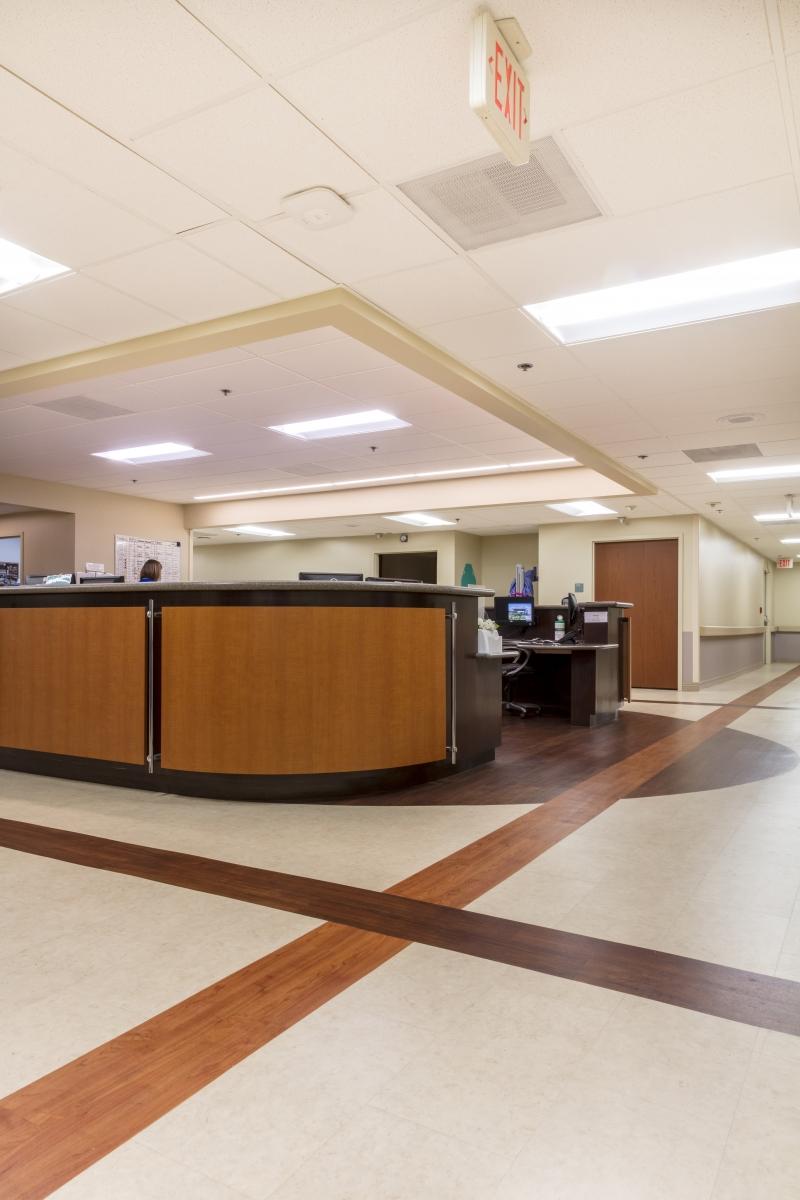 Placentia Linda Hospital Main Corridor Amp Med Surg